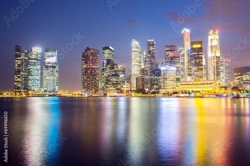 Aluminium Singapore Singapore Downtown