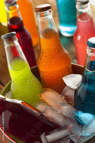 Assorted Organic Craft Sodas - 64447690