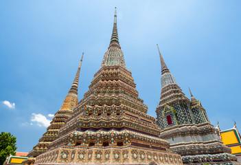 Wat Pho, Bangkok, Thailand. Also known as Wat Phra Chetuphon
