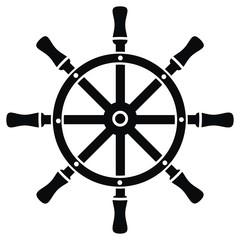 rudder - symbol