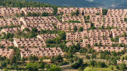 Urbanización De Viviendas Adosadas