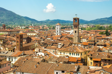 City of Lucca