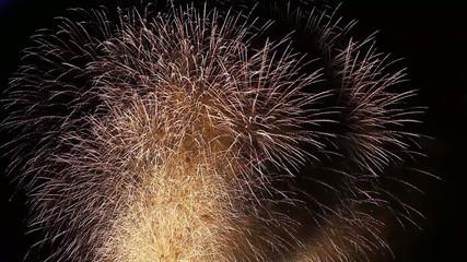 many fireballs Firework