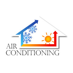 Air conditioner vector design
