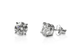 Beautiful Diamond stud earrings - 64454035
