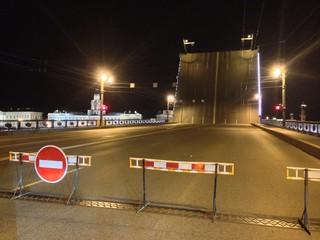 Развод моста