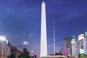 Buenos Aires Obelisk, Capital City of Argentina