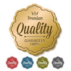 Premium quality guaranteed golden
