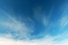 Niebo nad horyzontem