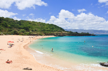 Waimea Bay Beach, Oahu, Hawaii
