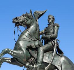 Washington, DC - Andrew Jackson on horseback