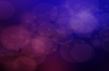 Colorful plue and purple background