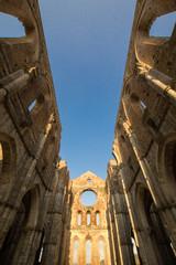 Cattedrale di San Galgano - Toscana