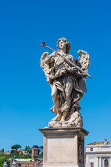 Roma, Ponte S. Angelo (part.)