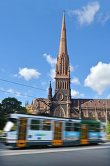 St Patrick's Cathedral  - Melbourne