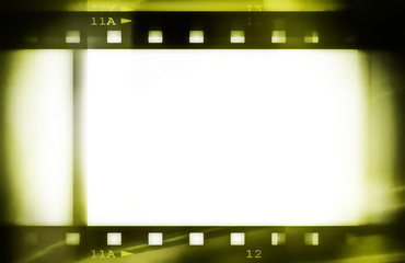 film strip background and texture