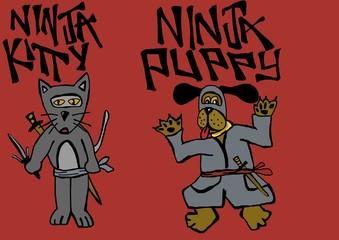 Ninja Pets