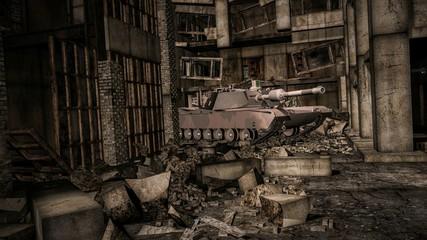 Panzerfar Bedrohung