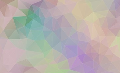 Abstract colourful vitrage-pastel colours