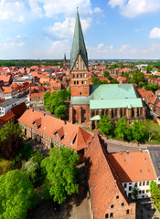 Lüneburg - Altstadt - St. Johannis Kirche