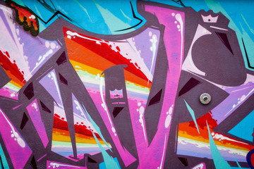 Graffiti couleur