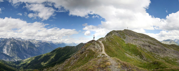 Hike to the cross