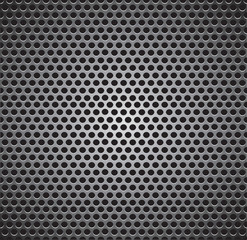 Black seamless texture Vector Pattern.