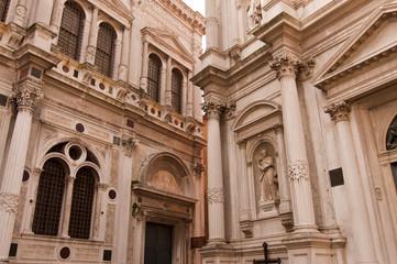 San Rocco, Venice, Italy