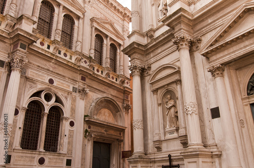 San Rocco, Venice, Italy - 64480631