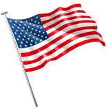 usa flag - 64483403