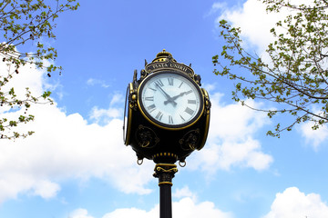 Clock plata unirii