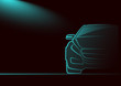 Karanlıktaki otomobil ( 3 )