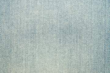 texture of faded jeans fabric