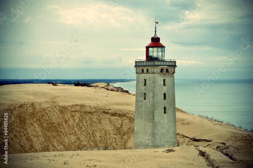 canvas print picture Leuchtturm