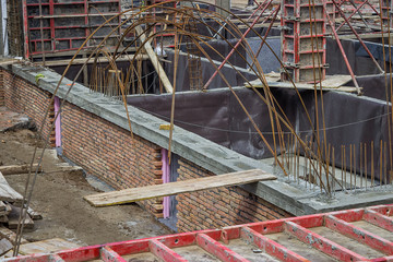 protection and drainage of walls 3