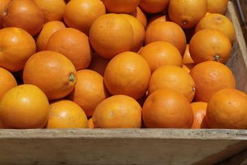 Cassa di arance