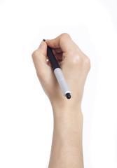 eldeki kalem