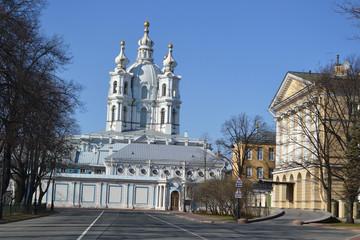 Smolniy monastery