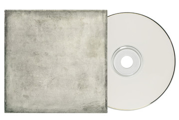 DVD with Grungy White Sleeve.