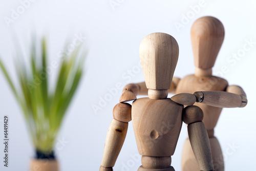 Nackenmassage - 64491429