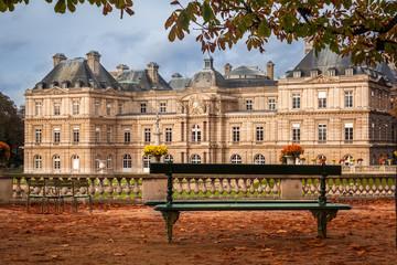 Luxemburg Palace, Paris