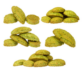 matcha cookie