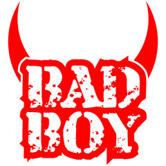 Evil Bad Boy Stempel