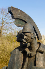 Römerdenkmal in Pfünz
