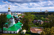Top view of old Vladimir