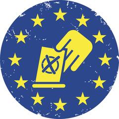 piktogramm europawahl