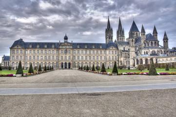 France, Caen - HDR Mairie