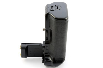 Vertical handle for reflex camera