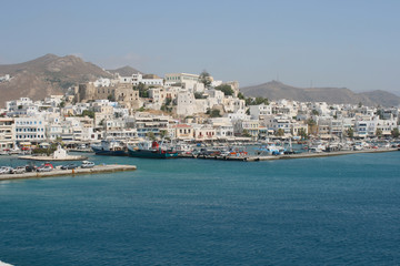 Naxos Chora Cyclades Greece 09