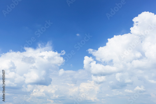 The clouds in a shape of a sitting boy